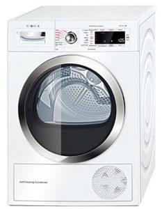 Migliori asciugatrici - Bosch Serie 8 WTW855R9IT