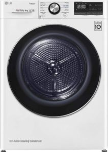 Migliori asciugatrici - LG RC90V9AV2W